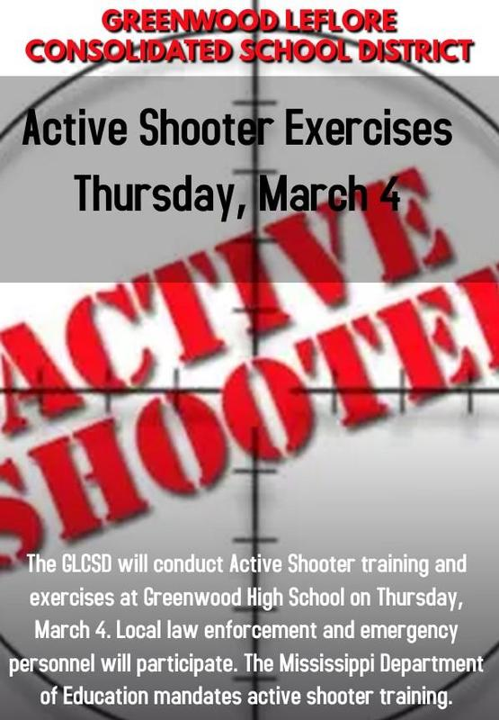 ACTIVE SHOOTER TRAINING AND EXERCISES Featured Photo