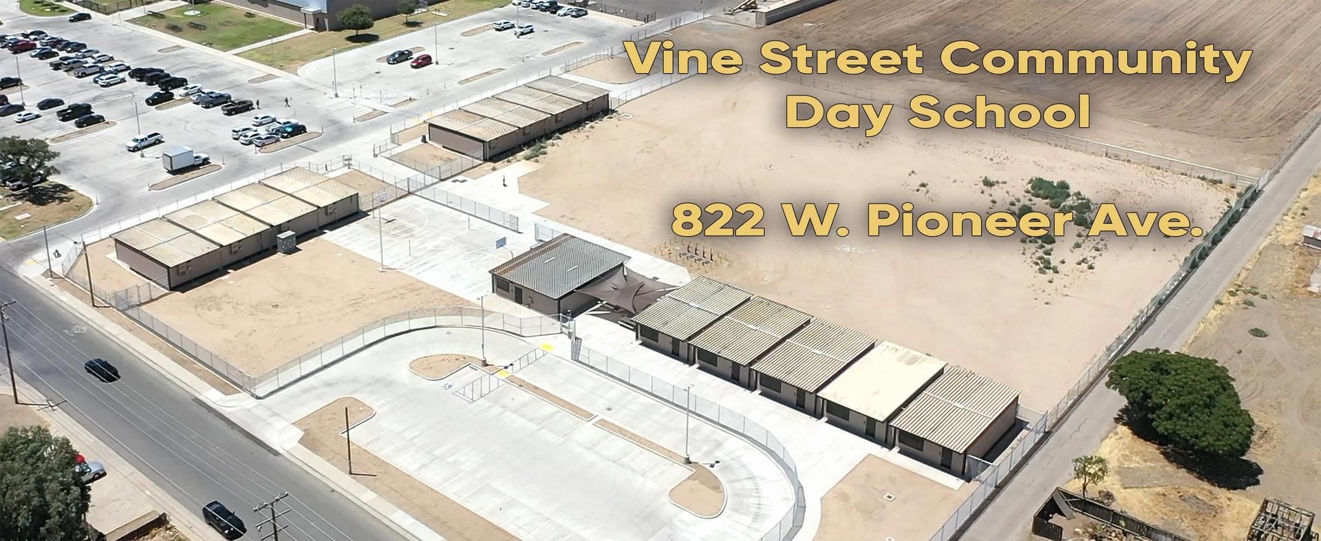 Vine Street new campus