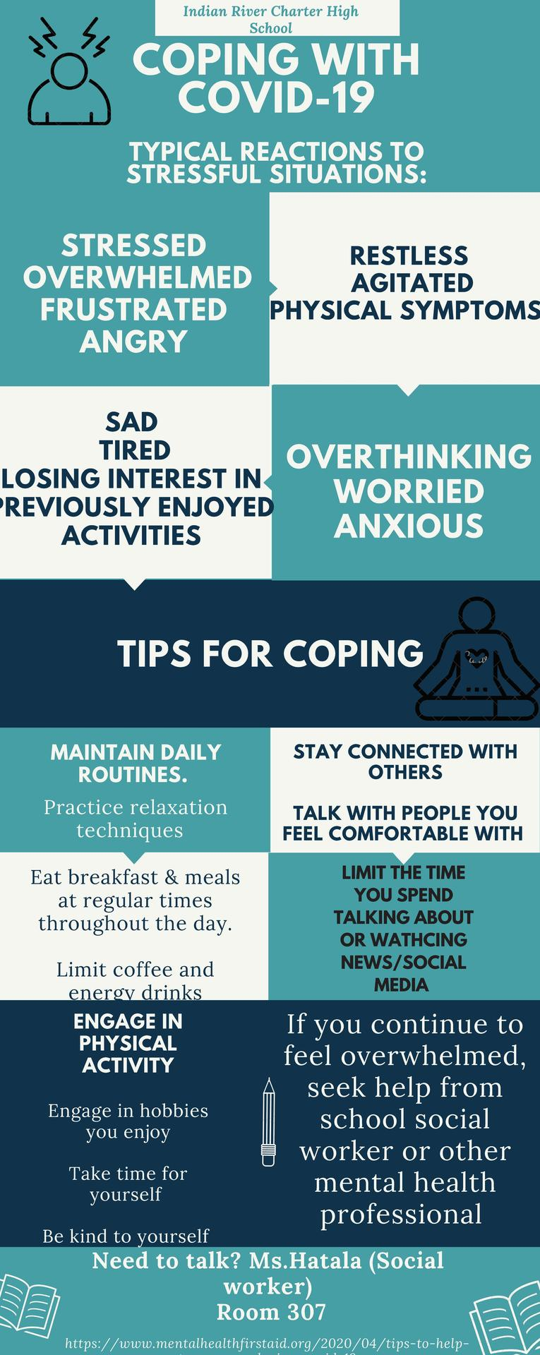 Tips for COVID-19