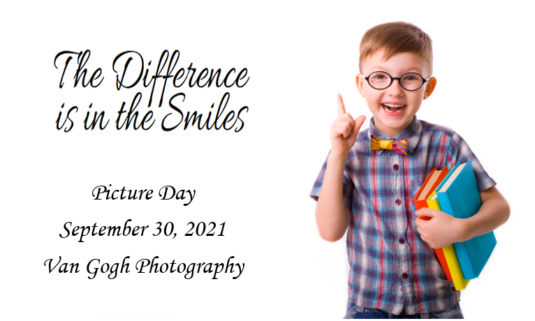 Picture Day is Coming - September 30th Featured Photo