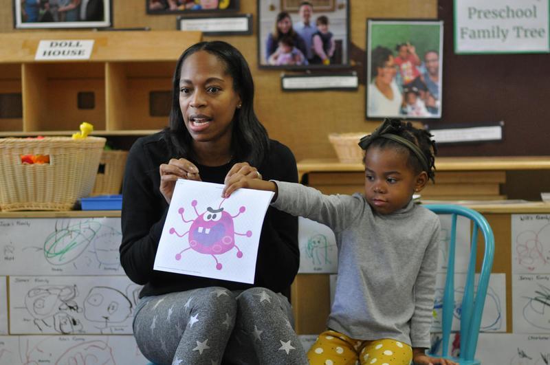 Preschool Parent Visit Featured Photo