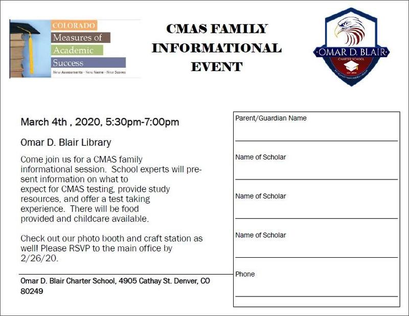 Parent CMAS Event Featured Photo