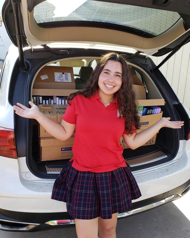 Isabella Tejeda '20 selected as Regional Finalist in Coca-Cola Scholars Foundation Featured Photo