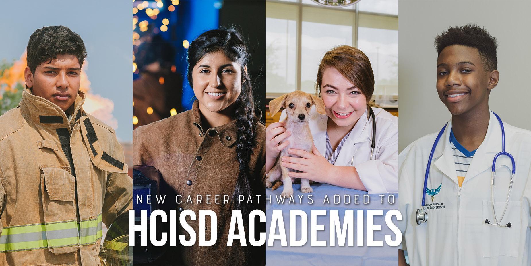 New career pathways added to HCISD Academies