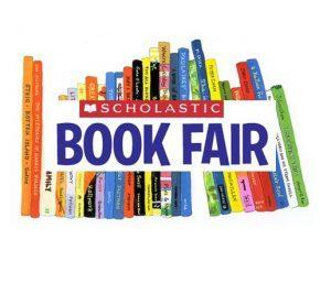 Scholastic Book Fair Coming in April! Thumbnail Image