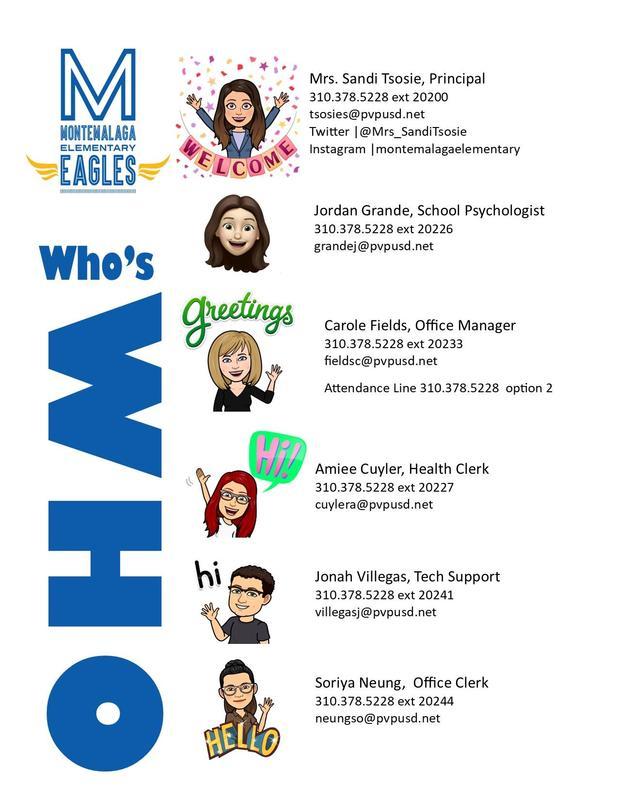 Who's Who Thumbnail Image