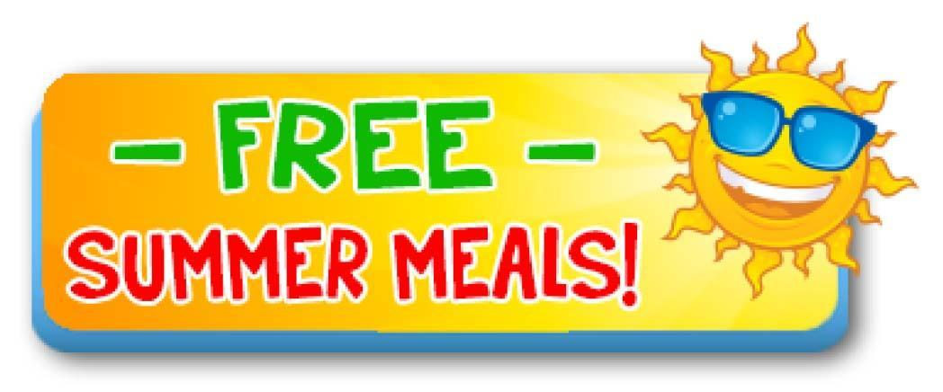 Free Summer Meals Logo