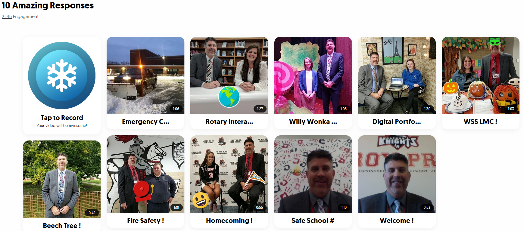 Mr. Holly's Flipgrid