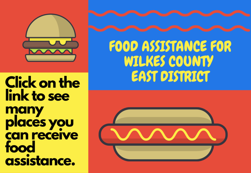 Food Assistance for East District. Thumbnail Image