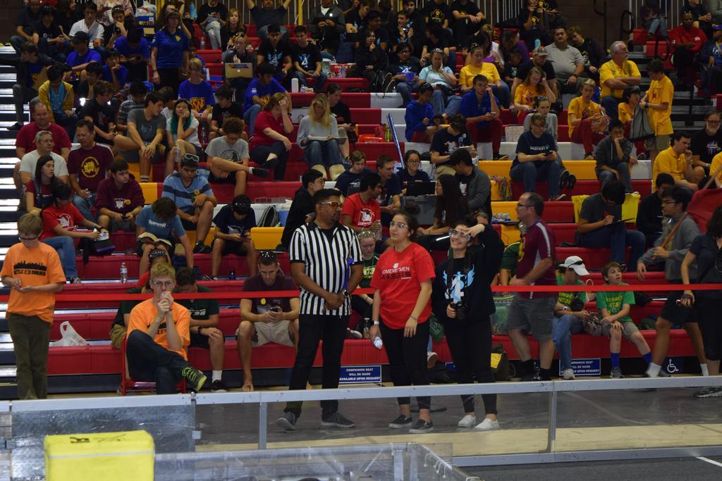 Ali (referee), Suzy, Meri