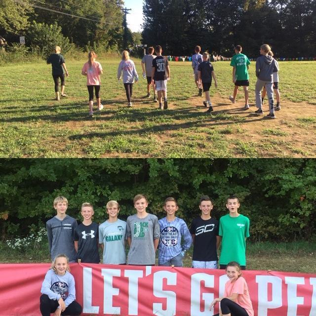 2018-2019 GMS Cross Country