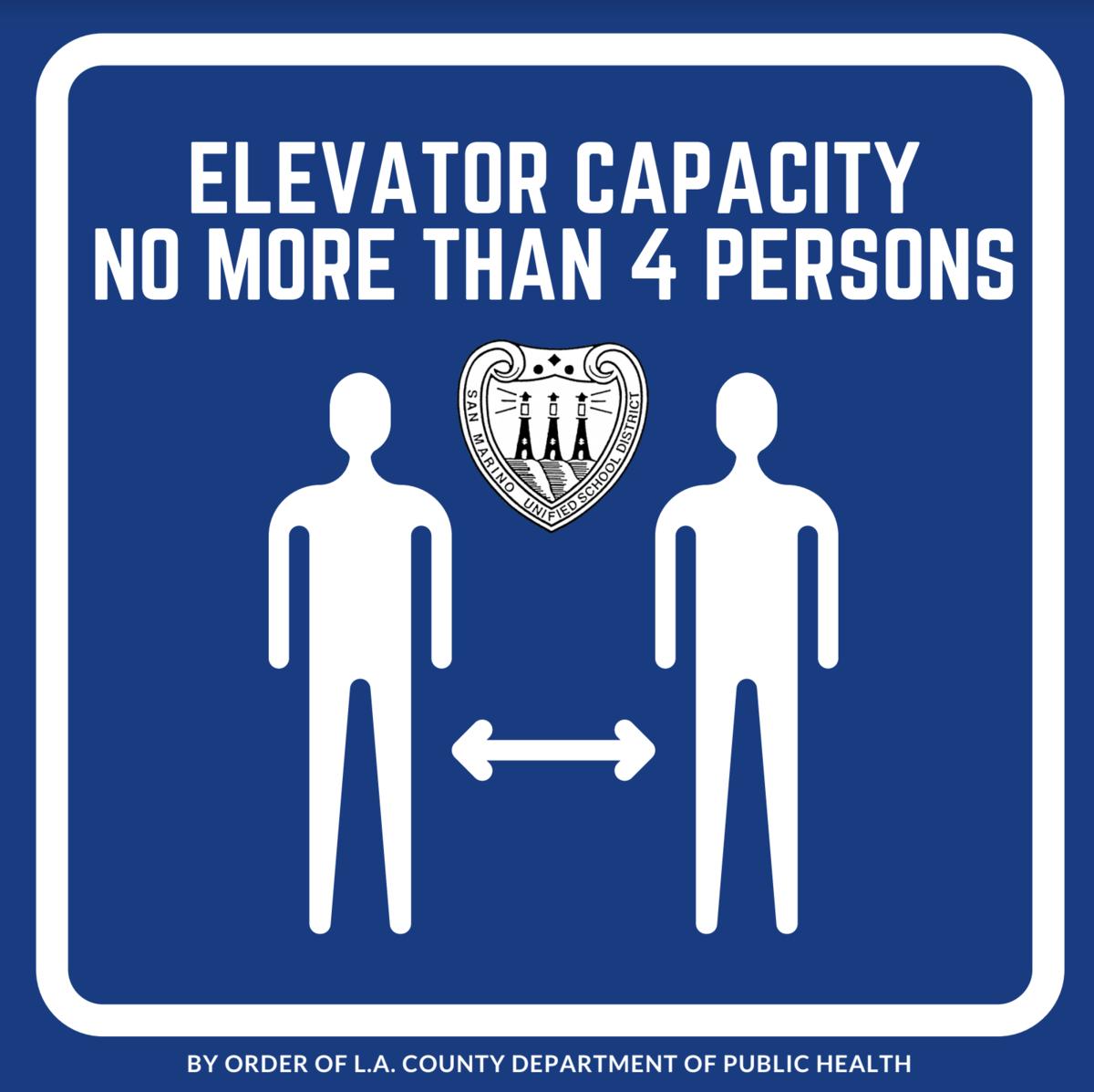 SMUSD Elevator Capacity