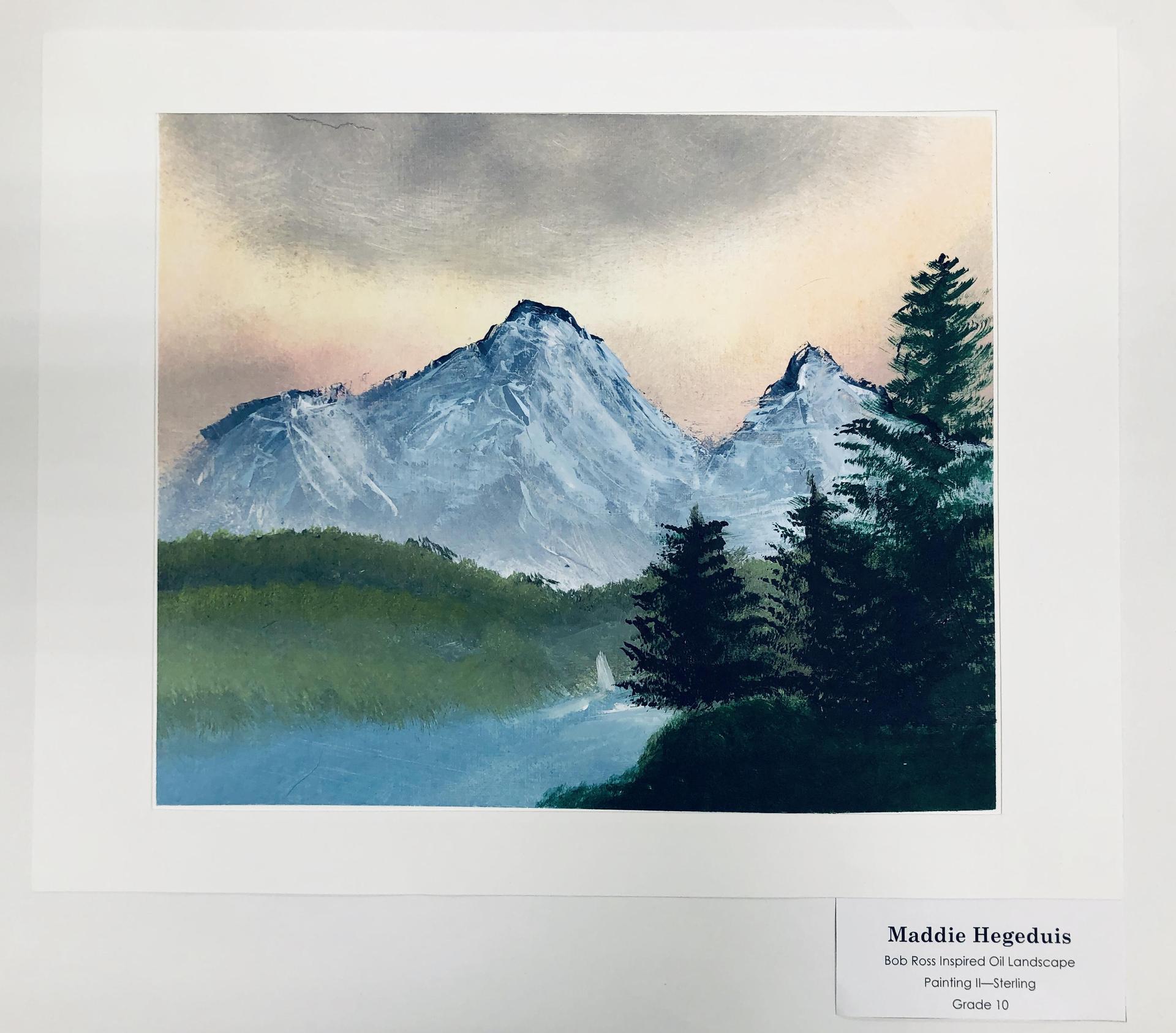 Maddie Hegeduis