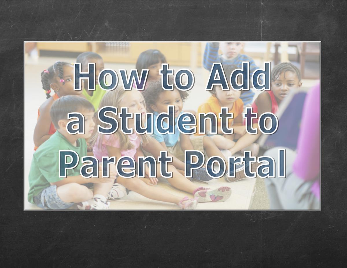 New to Parent Portal