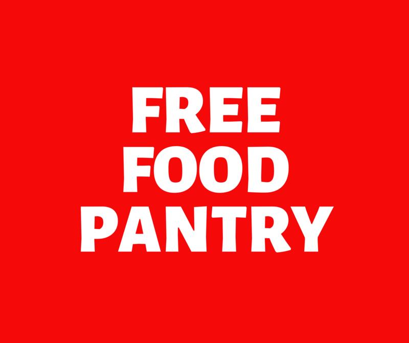 Free Food Pantry