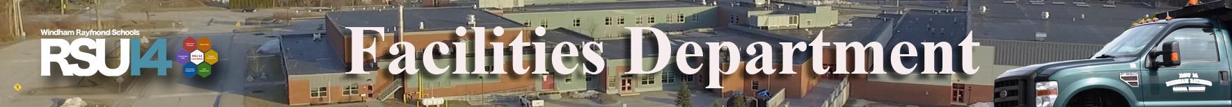 Facilities Banner