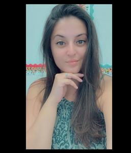 Sibilia Tambone selfie