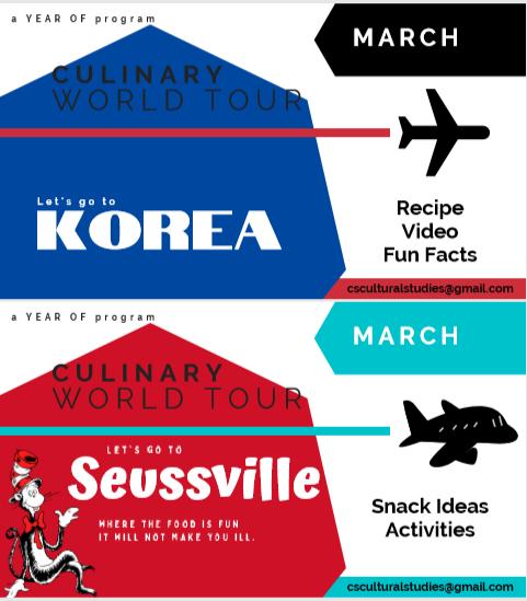 Korea & Seussville