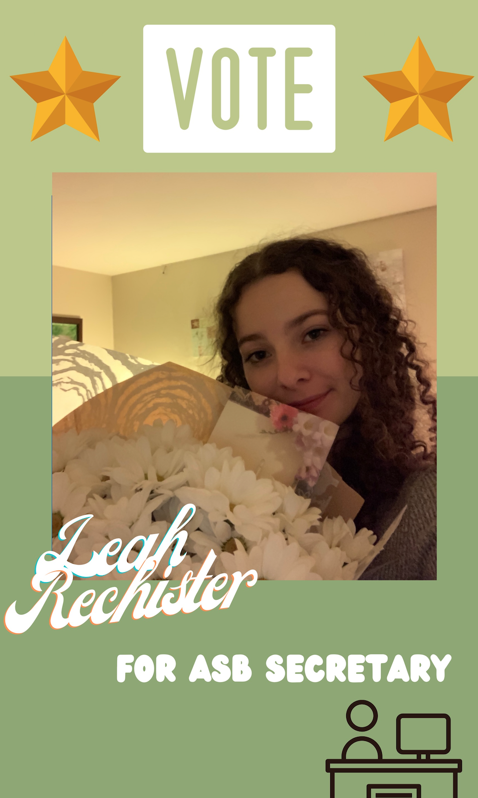 Vote for Leah