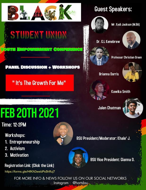 BSU Empowerment Youth Conference Thumbnail Image
