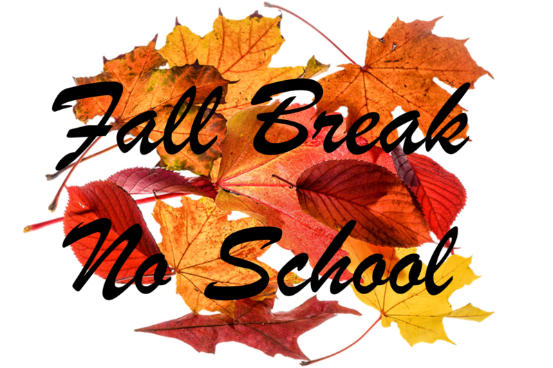 Fall Break Day (School and Office Closed) Thumbnail Image
