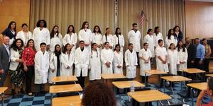Lab Coat Ceremony