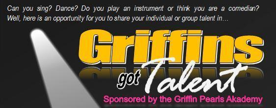 GRIFFINS GOT TALENT SHOW Featured Photo