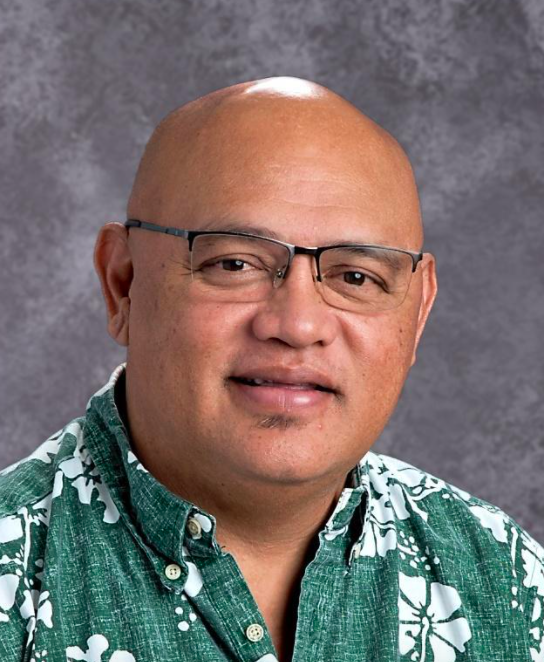 David Tanuvasa, Principal at Aiea High School