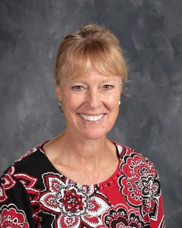 Principal Sue Lipinksi