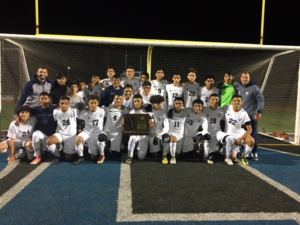 2018 Soto Boys Soccer Team