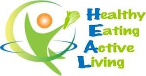 Logo - Healthy Eating Active Living