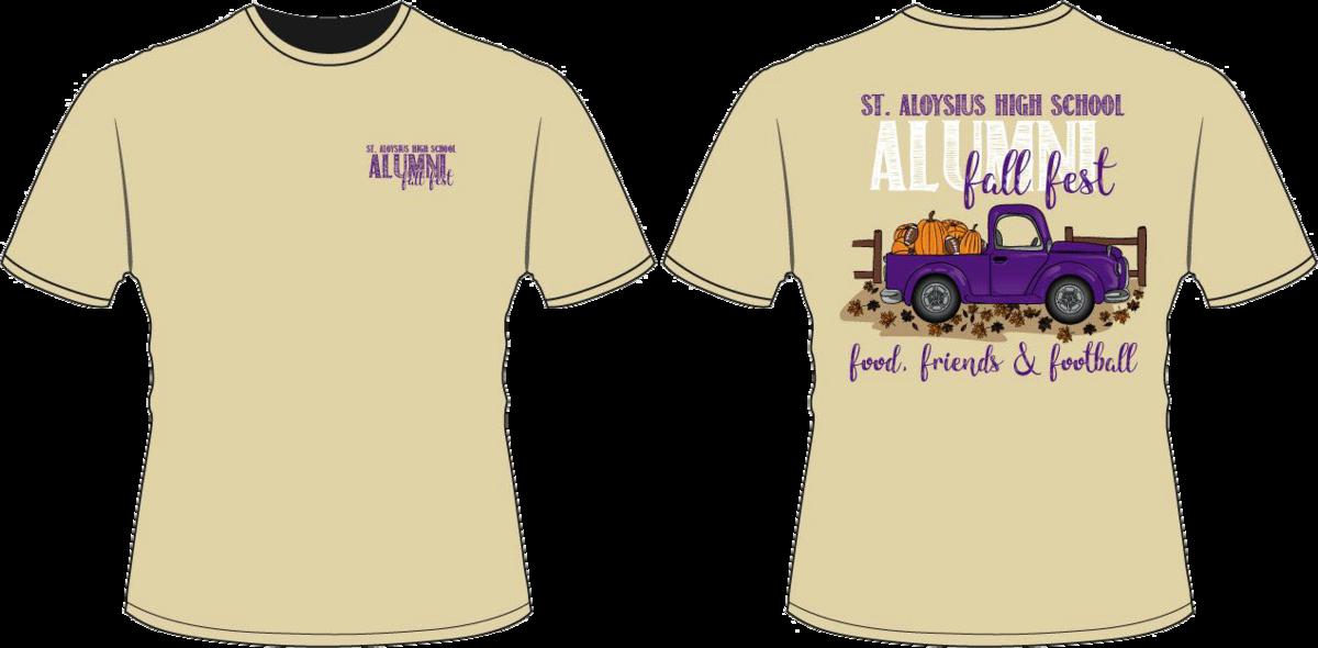 Alumni Fall Fest T-Shirt