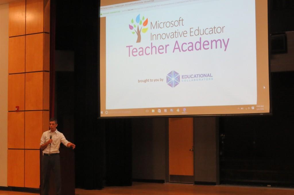 Microsoft Innovative Educators Event 2016-17