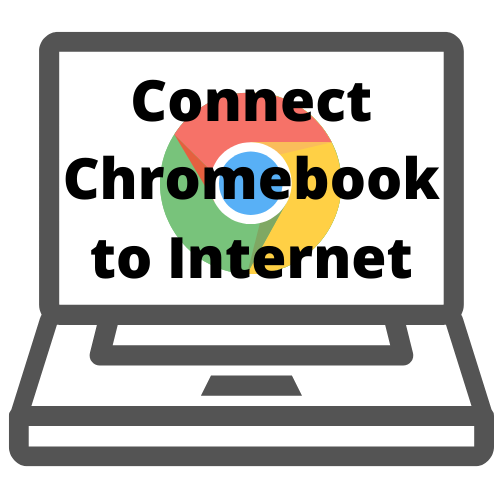 Connect Chromebook to Internet