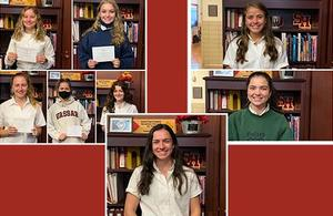 5 Merit Scholarship Commended Students, 2 Merit Scholarship Semifinalists, and 1 NYSSMA All-State Musician Featured Photo