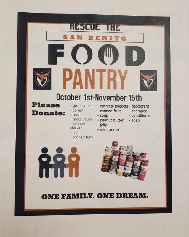 SB Food Pantry