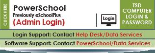 PowerSchool Admin login
