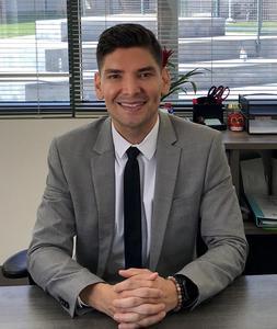 Assistant Principal Juan Flores