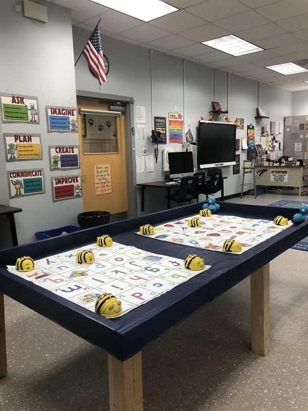 Robotics Table