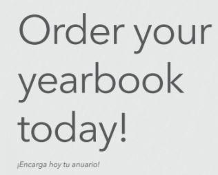 order yearbook today