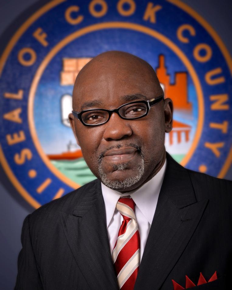 Chairman Emeritus, Commissioner Robert Steele