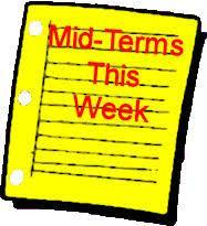 Mid-term grades will be distributed on Friday, October 1 Featured Photo
