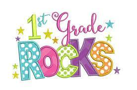 1st grade