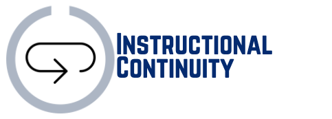 Instructional Continuity Icon