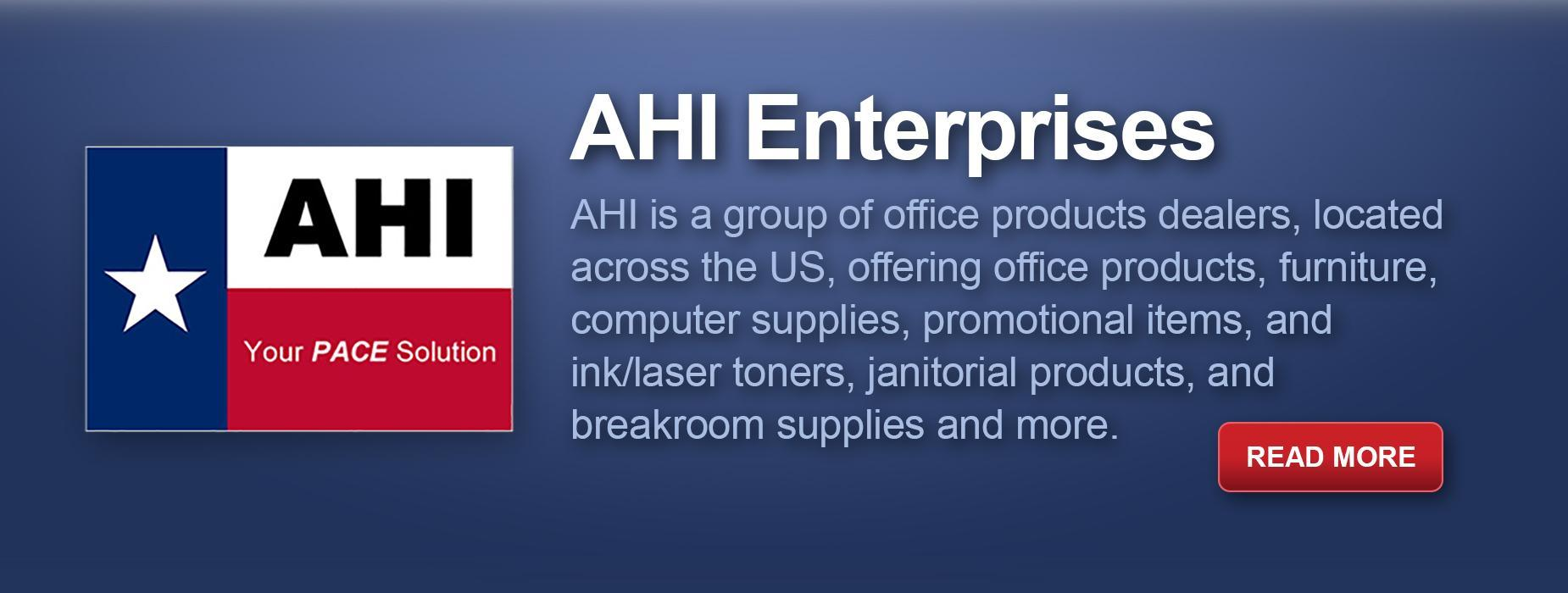 AHI Enterprises, read more