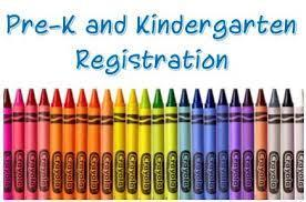 2019-2020 Pre-K and Kindergarten Registration Featured Photo