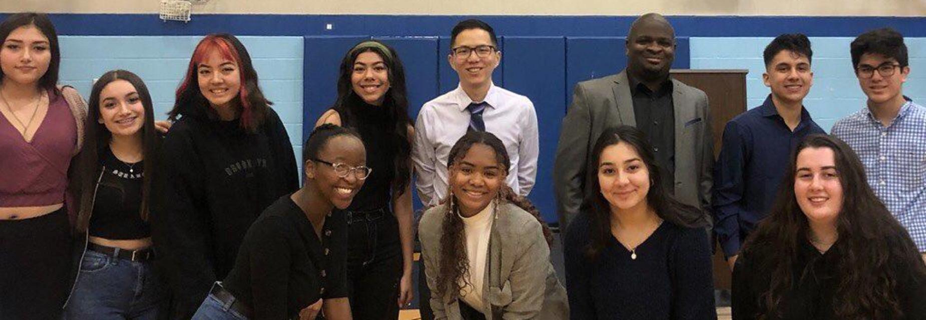 CV Diversity Club