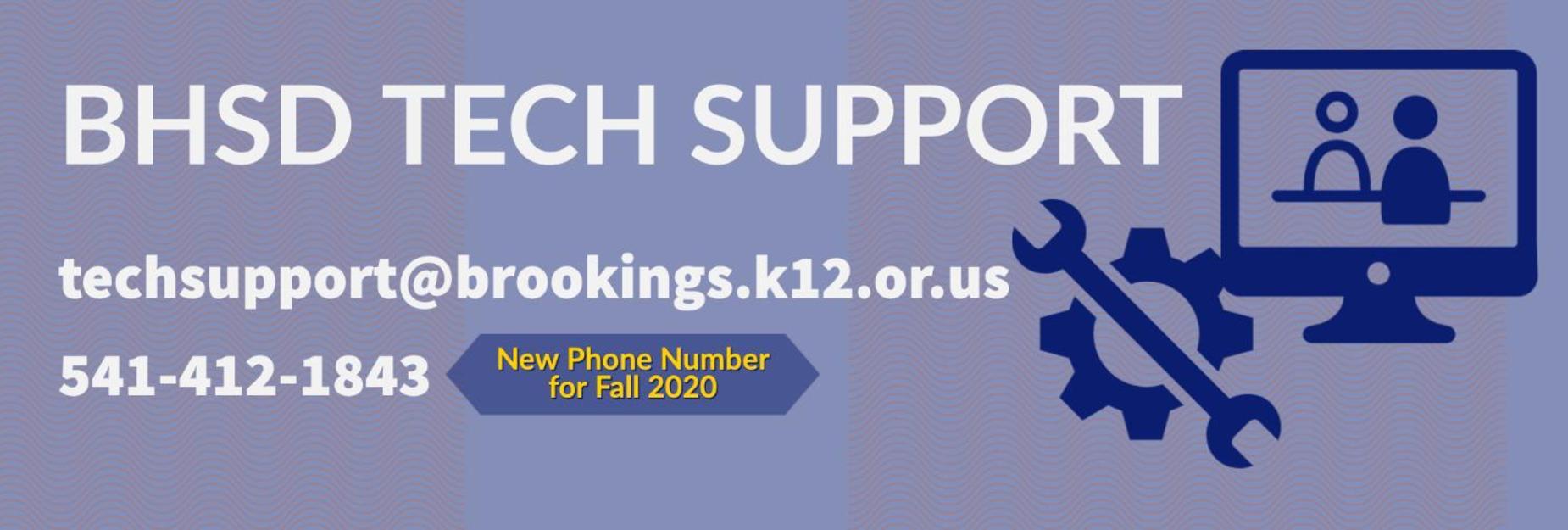 tech support