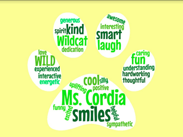 About Ms. Cordia