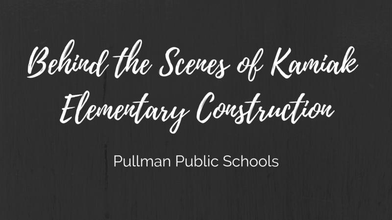 Behind the Scenes: Kamiak Elementary Construction Thumbnail Image